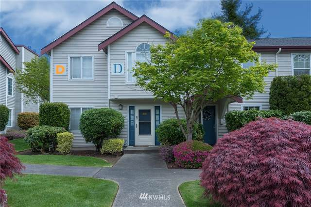 13306 SE 272nd Street D102, Kent, WA 98042 (#1756087) :: My Puget Sound Homes