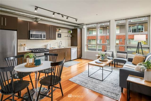 530 Broadway Avenue E #315, Seattle, WA 98102 (#1756121) :: Ben Kinney Real Estate Team