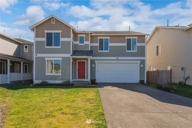 7812 203rd Street Ct E, Spanaway, WA 98387 (#1756164) :: Northwest Home Team Realty, LLC