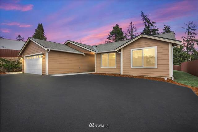 418 Comet Street C, Milton, WA 98354 (#1756187) :: Shook Home Group
