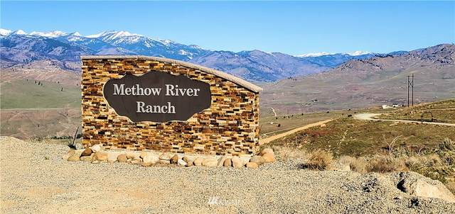 31 Cowboy Road, Methow, WA 98834 (#1756196) :: Northwest Home Team Realty, LLC