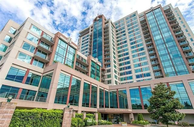 177 107th Avenue NE #918, Bellevue, WA 98004 (#1756240) :: McAuley Homes