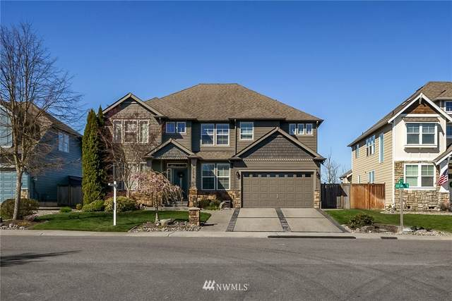 7516 222nd Avenue Ct E, Buckley, WA 98321 (#1756249) :: McAuley Homes