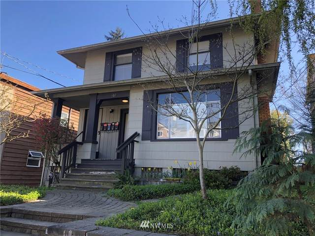 807 N 49th Street, Seattle, WA 98103 (#1756280) :: The Original Penny Team