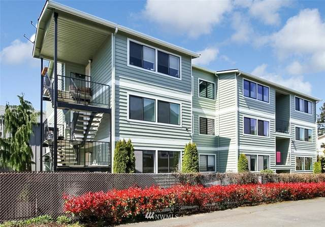 731 N 94th Street #1, Seattle, WA 98103 (#1756337) :: Better Properties Real Estate