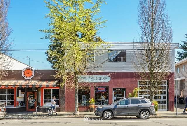 6820 Greenwood Avenue N, Seattle, WA 98103 (#1756381) :: Icon Real Estate Group