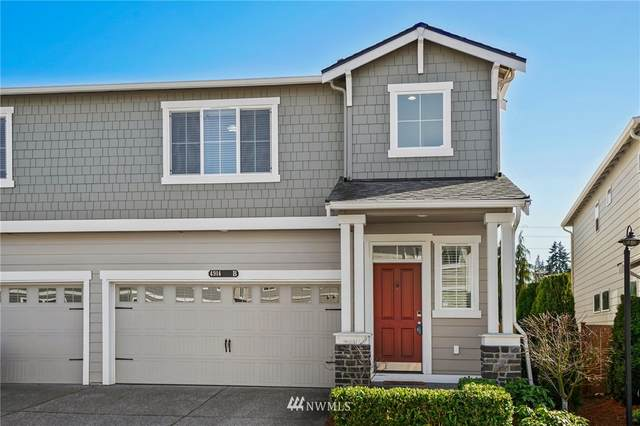 4914 130th Lane SE B, Snohomish, WA 98296 (#1756394) :: The Torset Group
