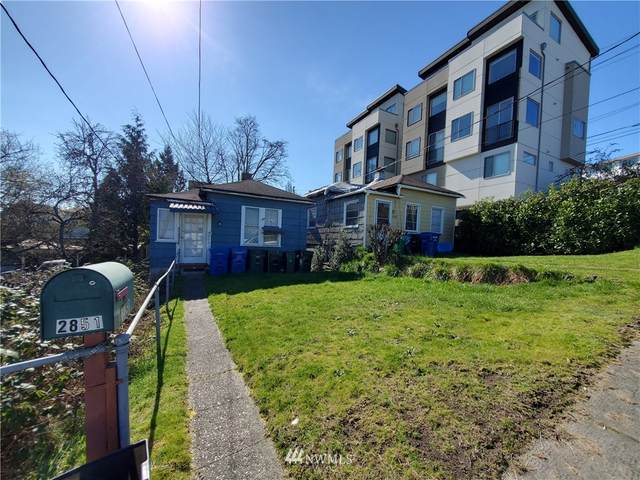2851 SW Yancy Street, Seattle, WA 98126 (#1756418) :: Ben Kinney Real Estate Team