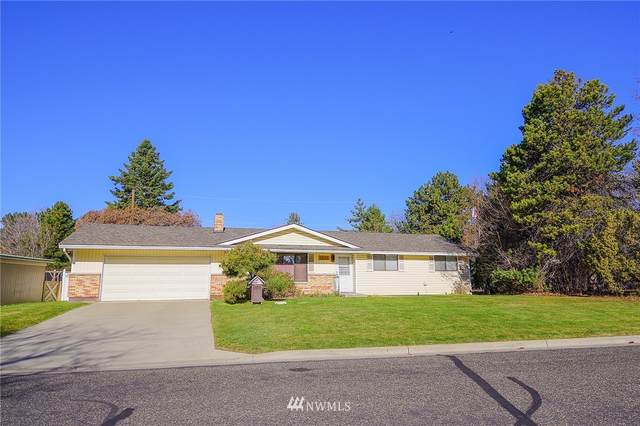 1205 Vuecrest Avenue, Ellensburg, WA 98926 (#1756446) :: Tribeca NW Real Estate