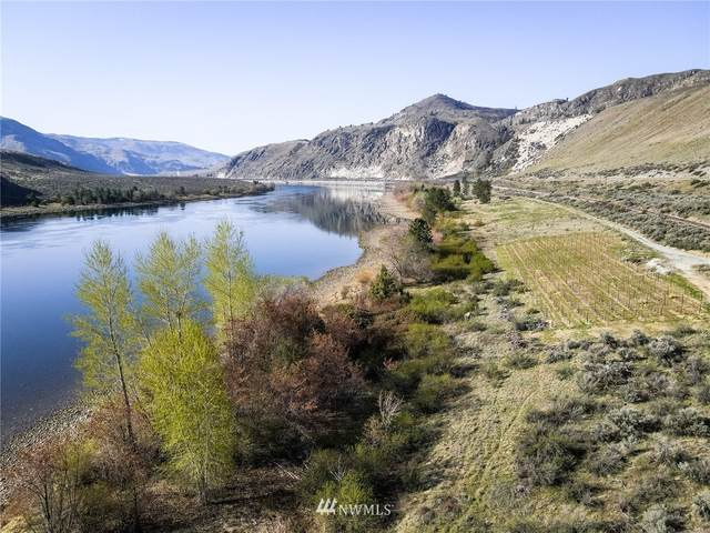 0 Highway 97, Chelan, WA 98816 (#1756463) :: Ben Kinney Real Estate Team
