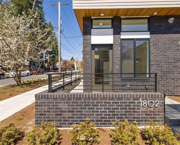 1802 E Spruce Street, Seattle, WA 98122 (#1756501) :: Better Properties Real Estate