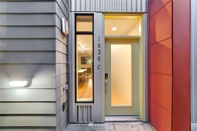 1820 11th Avenue C, Seattle, WA 98122 (#1756565) :: Tribeca NW Real Estate