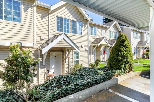 2100 S 336th Street K2, Federal Way, WA 98003 (#1756586) :: Icon Real Estate Group