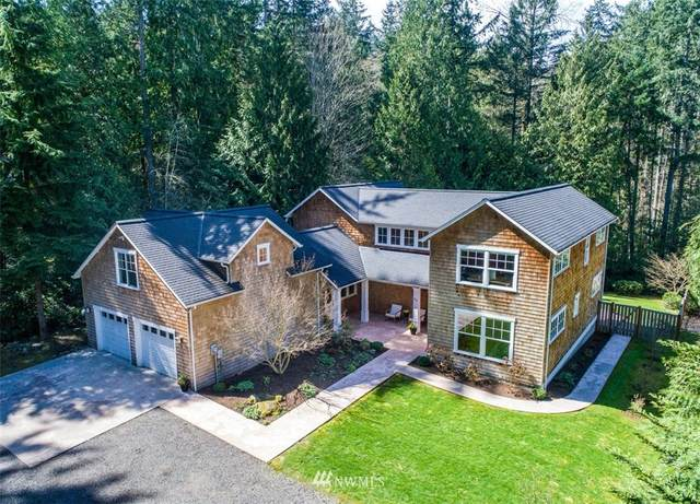 5875 NE Silver Willow Lane, Bainbridge Island, WA 98110 (#1756627) :: Mike & Sandi Nelson Real Estate