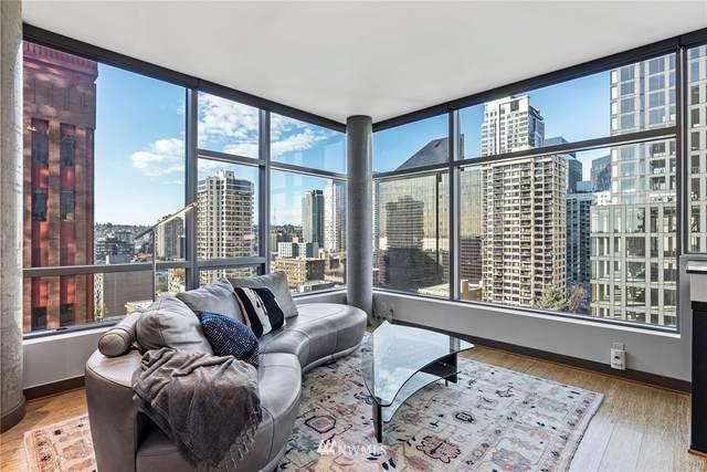 2033 2nd Avenue #1104, Seattle, WA 98121 (#1756699) :: Pickett Street Properties