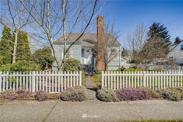 1807 S Cedar Street, Tacoma, WA 98405 (#1756732) :: McAuley Homes