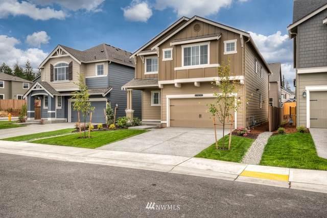 10801 31st Street NE A204, Lake Stevens, WA 98258 (#1756742) :: The Robinett Group