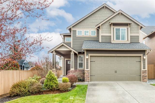 9871 Dotson Street SE, Yelm, WA 98597 (#1756750) :: Shook Home Group