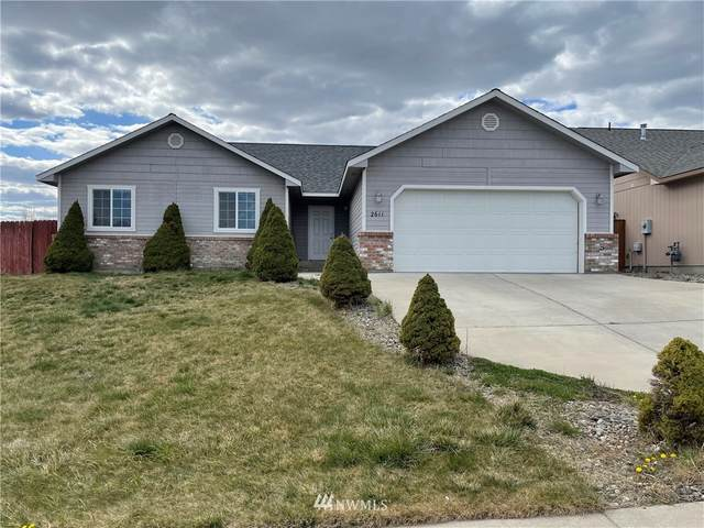 2611 N Water Street, Ellensburg, WA 98926 (MLS #1756765) :: Community Real Estate Group