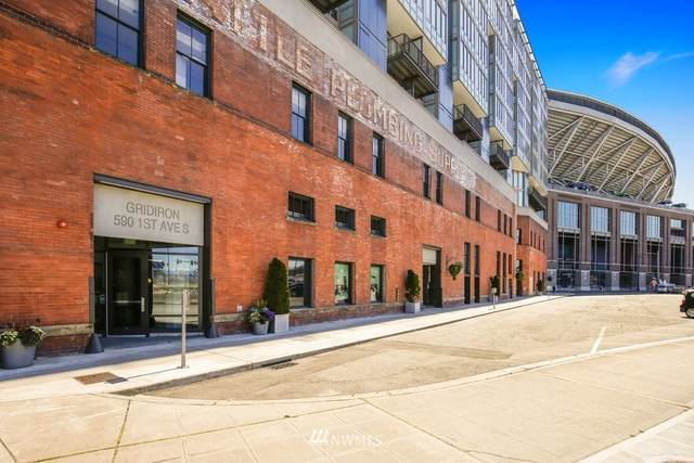 590 1st Street S #903, Seattle, WA 98104 (#1756797) :: Tribeca NW Real Estate