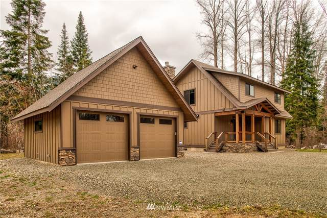 341 Mckee Lane, Cle Elum, WA 98922 (#1756822) :: Better Homes and Gardens Real Estate McKenzie Group