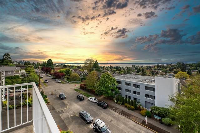 4540 45th Avenue SW #401, Seattle, WA 98116 (#1756832) :: Alchemy Real Estate