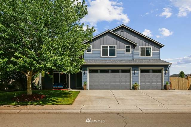 9707 NE 160th Avenue, Vancouver, WA 98682 (#1756835) :: M4 Real Estate Group