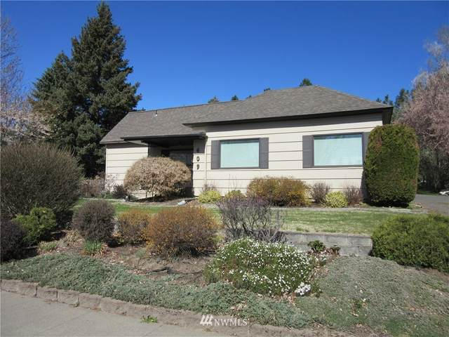 409 E Dayton Avenue, Dayton, WA 99328 (#1756842) :: Better Homes and Gardens Real Estate McKenzie Group
