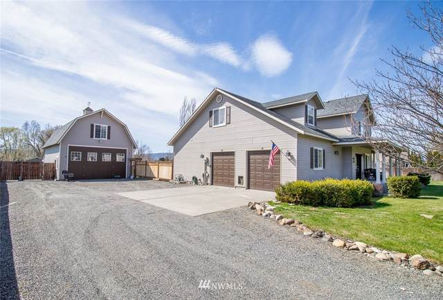 601 S Matthews Road, Ellensburg, WA 98926 (#1756850) :: M4 Real Estate Group