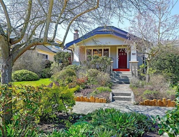 5423 Kensington Place N, Seattle, WA 98103 (#1756924) :: Lucas Pinto Real Estate Group