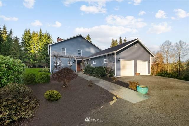 12304 172nd Street NE, Arlington, WA 98223 (#1756931) :: Better Properties Lacey