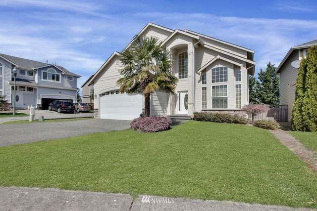 11810 SE 240th Place, Kent, WA 98030 (#1756982) :: Urban Seattle Broker