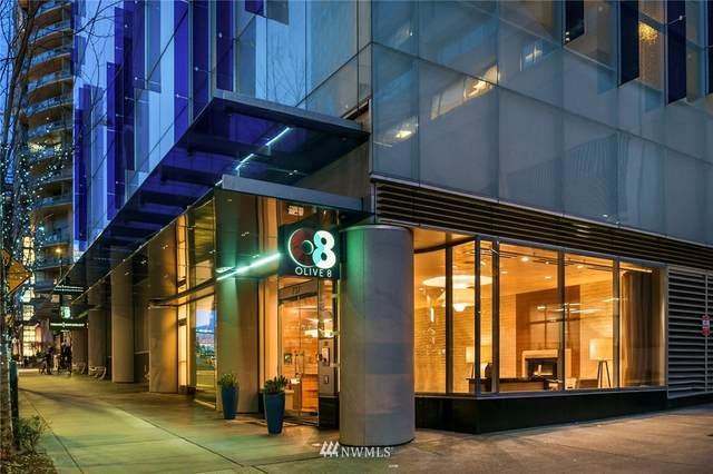 737 Olive Way #2308, Seattle, WA 98101 (#1757017) :: Canterwood Real Estate Team