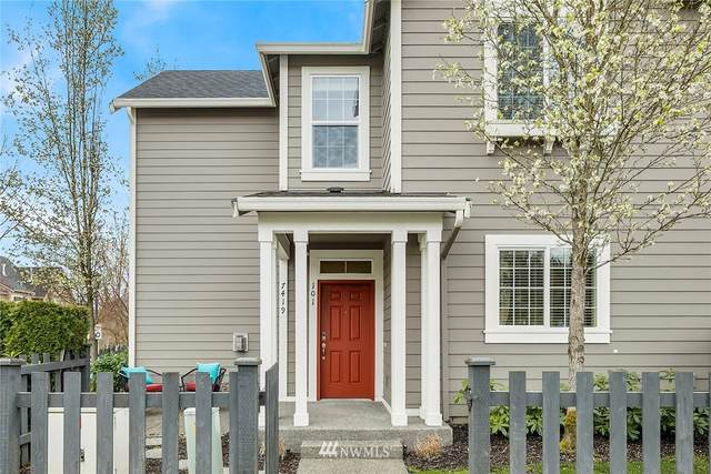 7419 Better Way Loop SE #101, Snoqualmie, WA 98065 (#1757091) :: M4 Real Estate Group