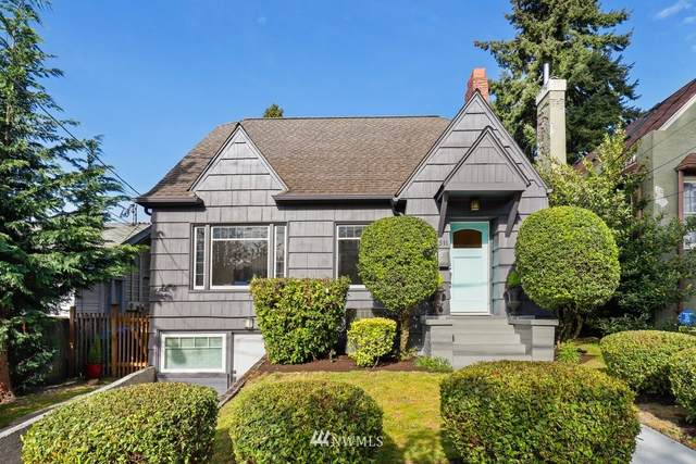 5511 27th Avenue NE, Seattle, WA 98105 (#1757119) :: Icon Real Estate Group