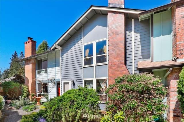 14836 SE 16th Street #12, Bellevue, WA 98007 (#1757127) :: McAuley Homes