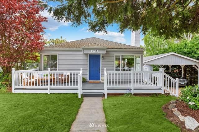7914 28th Avenue SW, Seattle, WA 98126 (#1757196) :: Ben Kinney Real Estate Team