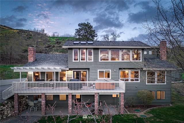 4148 Eels Road, Cashmere, WA 98815 (#1757226) :: My Puget Sound Homes