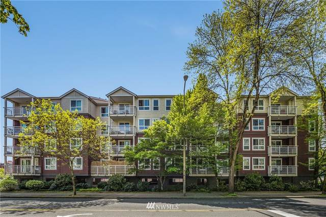 2805 NE 125th Street #307, Seattle, WA 98125 (#1757245) :: Alchemy Real Estate