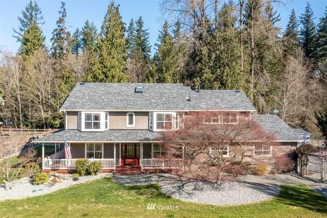 25240 SE 356th St, Auburn, WA 98092 (MLS #1757277) :: Brantley Christianson Real Estate
