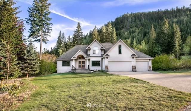 20642 Miracle Mile, Leavenworth, WA 98826 (#1757289) :: Mike & Sandi Nelson Real Estate
