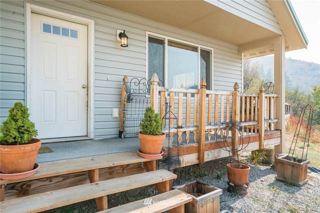 9650 Olalla Canyon Rd, Cashmere, WA 98815 (#1757359) :: My Puget Sound Homes