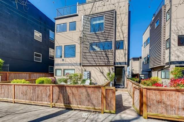 109 13th Avenue E C, Seattle, WA 98102 (#1757367) :: TRI STAR Team | RE/MAX NW
