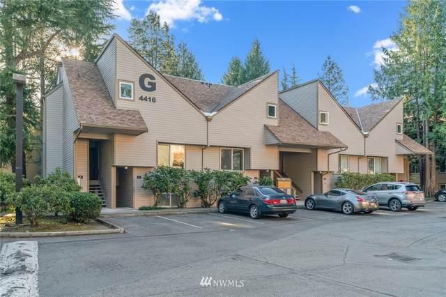 4416 145th Avenue NE G6, Bellevue, WA 98007 (#1757387) :: M4 Real Estate Group