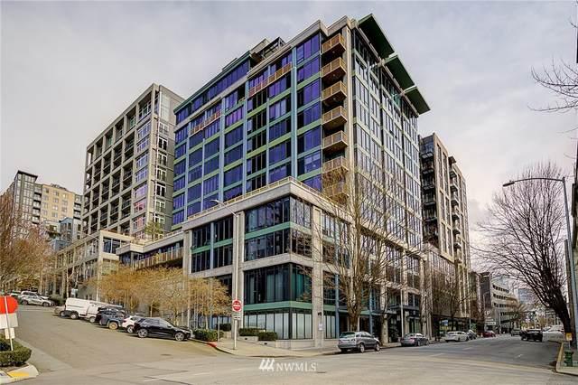 2716 Elliott Avenue, Seattle, WA 98121 (#1757427) :: Canterwood Real Estate Team
