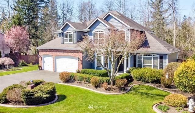 8208 204th Avenue Ct E, Bonney Lake, WA 98391 (#1757453) :: Ben Kinney Real Estate Team