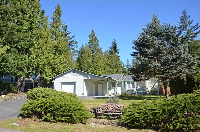 131 E Sea Vista Lane, Grapeview, WA 98546 (#1757456) :: M4 Real Estate Group