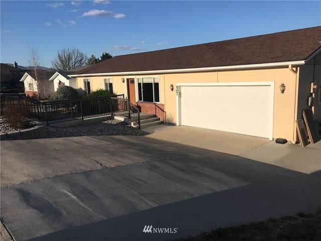 507 Cedar Wood Lane, Wenatchee, WA 98801 (#1757490) :: My Puget Sound Homes