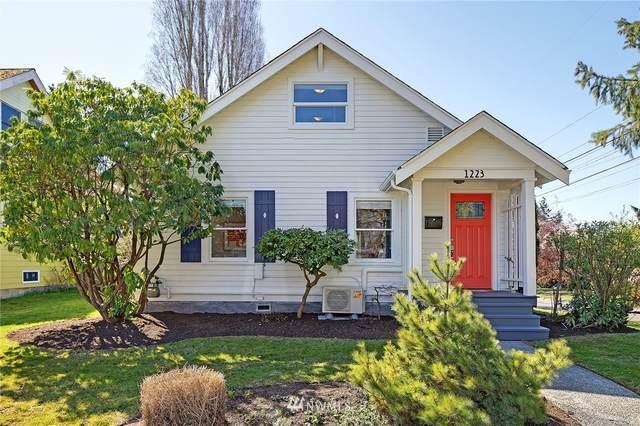 1223 NW 83rd Street, Seattle, WA 98117 (#1757531) :: Ben Kinney Real Estate Team