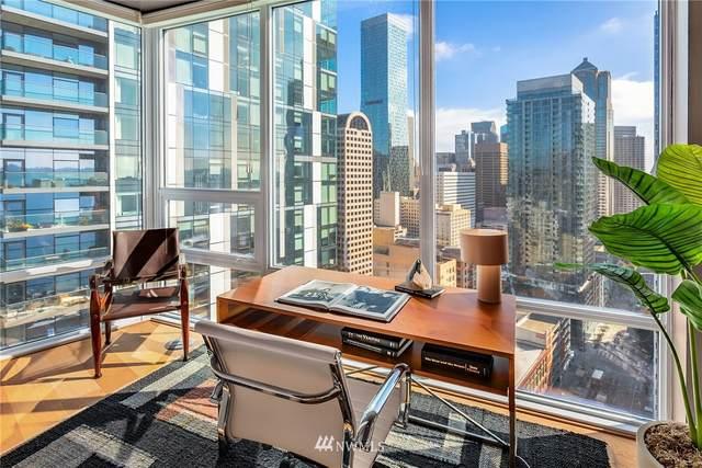 121 Stewart Street #2202, Seattle, WA 98101 (#1757533) :: M4 Real Estate Group
